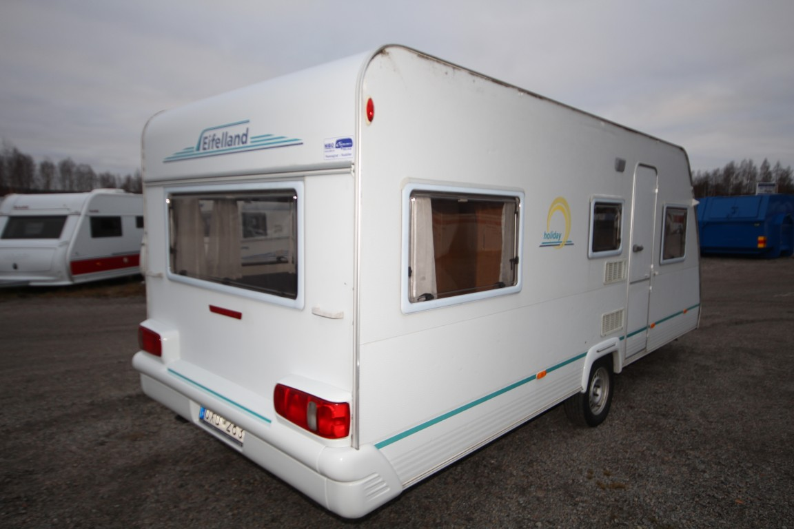 Knaus EIFELLAND-HOLIDAY 500 TL - Knaus